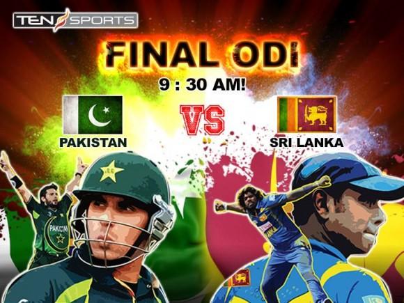 watch live streaming of Pakistan Sri Lanka ODI Match.