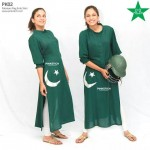Special Dress for Independence Day Pakistan by Pinkstich