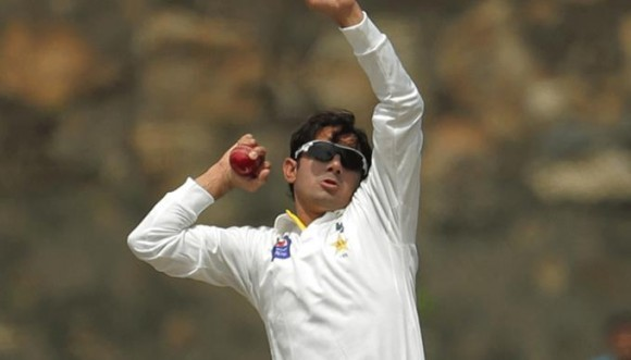 Saeed Ajmal is good to go for 3rd ODI against Sri Lanka as he gets done his action test.