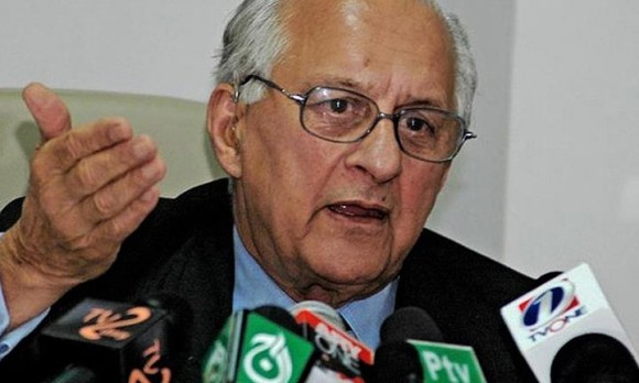 Shaharyar Khan nominated as the new chairman of PCB