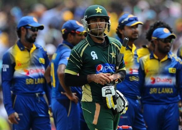 Sri Lanka Series 2014 Hafeez