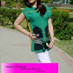 latest colorful trendy dresses for young teen girls of Pakistan by Sweet Sixteen Islamabad