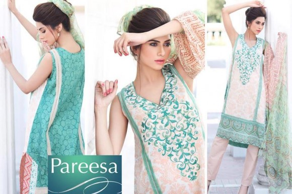 ChenOne Pareesa 2014 EID Dress 5