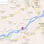 Khanki Head Works Location Map Near Wazirabad nd Gujrat