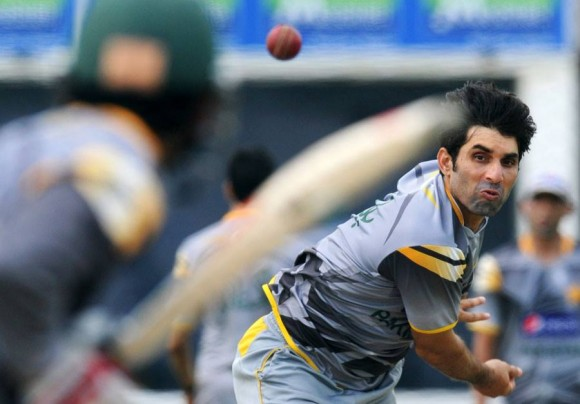 Misbah remain captain until ODI World Cup 2015