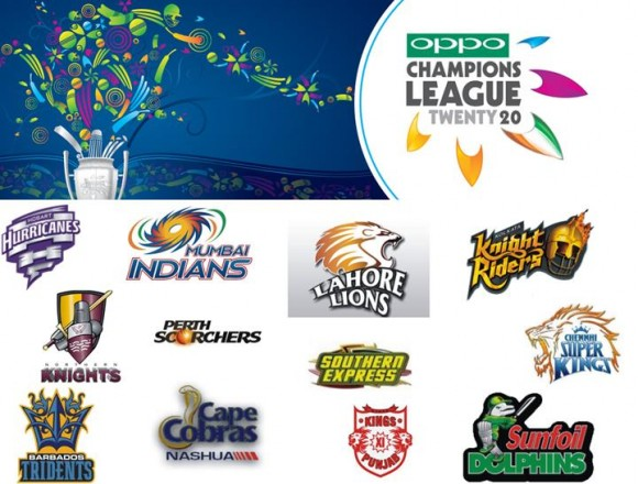 Oppo CLT20 Teams