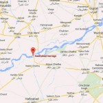 Qadirabad Head Works Location Map in Hafizabad District