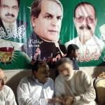 Hafiz Iqbal Khakwani ansd Ghulam Hussain Khizar