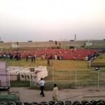 PTI Azadi Jalsa Multan Live Update