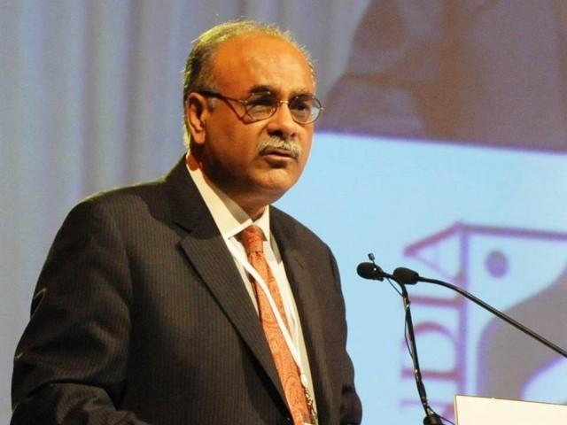 Najam Sethi ICC Chairman