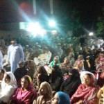 PMLN Election Meeting in Nizamabad Multan