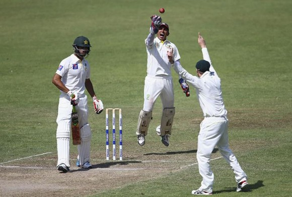 Pakistan A Team perform better and won test match against Australia.