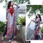 Shariq Textiles 2014 Designer Winter 11
