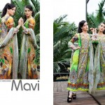 Shariq Textiles 2014 Designer Winter 2