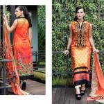 Shariq Textiles 2014 Designer Winter 5