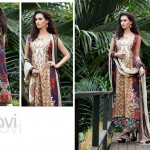 Shariq Textiles 2014 Designer Winter 6