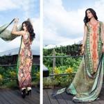 Shariq Textiles 2014 Designer Winter 9