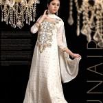 Zunaira Lounge 2014 Winter Dress 4