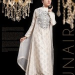 Zunaira Lounge 2014 Winter Dress 6