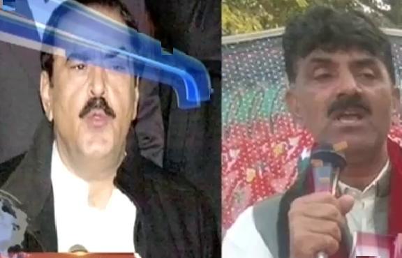 Inam-ullah Khan Niazi and Ahmad Nawaz Nawani PP 48 Bhakkar