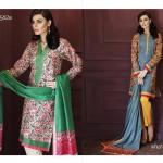 Khaadi Winter 2014 Dress 2