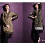 Khaadi Winter 2014 Dress 6