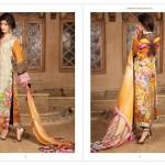 LSM Fabrics 2014 Rosette Winter 2