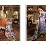 LSM Fabrics 2014 Rosette Winter 5