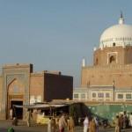 Mausoleum of Hazrat Baha-ud-Din Zakaria Multan