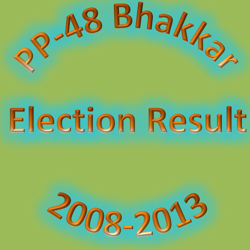 PP 48 Darya Khan Bhakkar Election Result