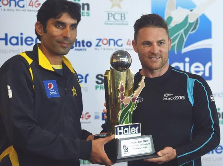 Pakistan New Zealand Test Series