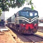 Raiwind Tableeghi Ijtima 2014 - Train Service