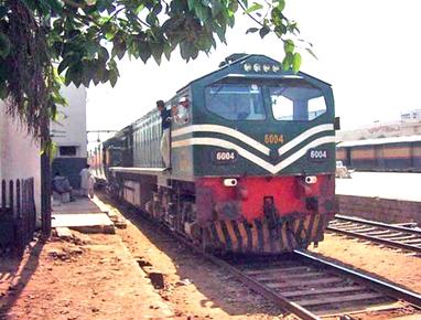 Raiwind Tableeghi Ijtima 2014 - Train Service