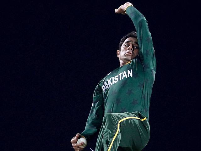 Saeed Ajmal improved bowling action