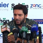 Afridi announced his retirement from ODI after World Cup 2015