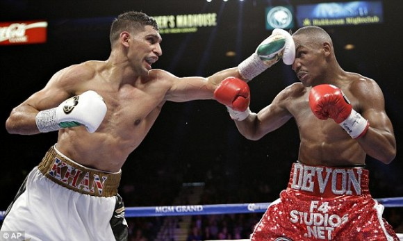 Boxer Amir Khan donation for Peshawar School