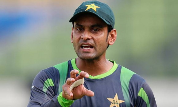 Hafeez Bowling Banned