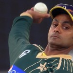 Hafeez fly to India for official bowling test