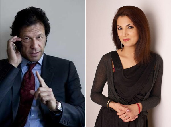 Imran Khan and Reham Khan wedding to be announced officially.