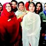 Imran Khan Sisters Aleema and Noureen Khan in Islamaabd Jalsa