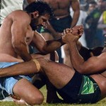 Pakistan India kabaddi world cup final match summary 2014-15