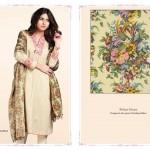 Kayseria Winter 2014-15 Silk Suit 11