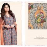 Kayseria Winter 2014-15 Silk Suit 15