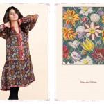Kayseria Winter 2014-15 Silk Suit 18