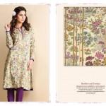 Kayseria Winter 2014-15 Silk Suit 19