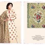 Kayseria Winter 2014-15 Silk Suit 2