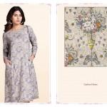 Kayseria Winter 2014-15 Silk Suit 20