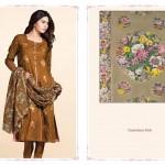 Kayseria Winter 2014-15 Silk Suit 3