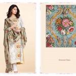 Kayseria Winter 2014-15 Silk Suit 4