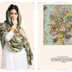 Kayseria Winter 2014-15 Silk Suit 6